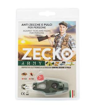 Scaccia Zecche per Persone Zecko Army Ueber