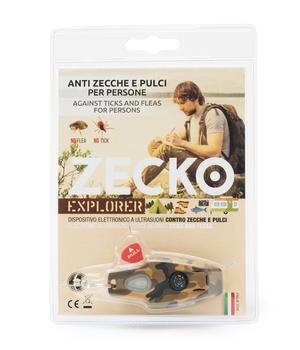 Scaccia Zecche per Persone Zecko Explorer Ueber