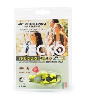 Scaccia Zecche per Persone Zecko Trekking Ueber