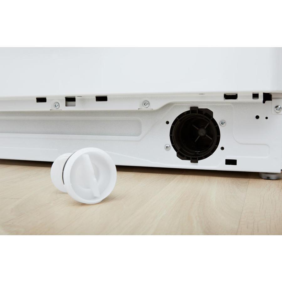 WHIRLPOOL lavatrice 8kg A+++ 1200g inverter FWF81284WIT