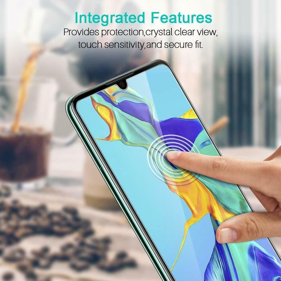 Pellicola Vetro Temperato per Huawei P30 LITE Proteggi Schermo Display LCD