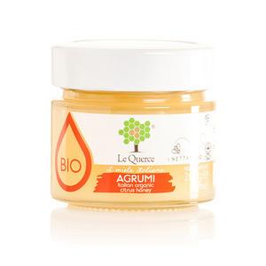 Le querce - Miele di agrumi bio 200g