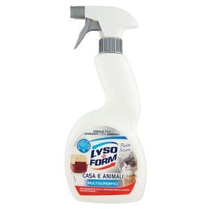 Lysoform Detergente per Multisuperfici 450 ml