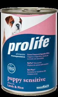 Cane - Bocconcini Puppy Sensitive Agnello & Riso Prolife