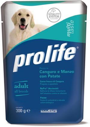 Cane - Canguro, Manzo & Patate Prolife 300 gr