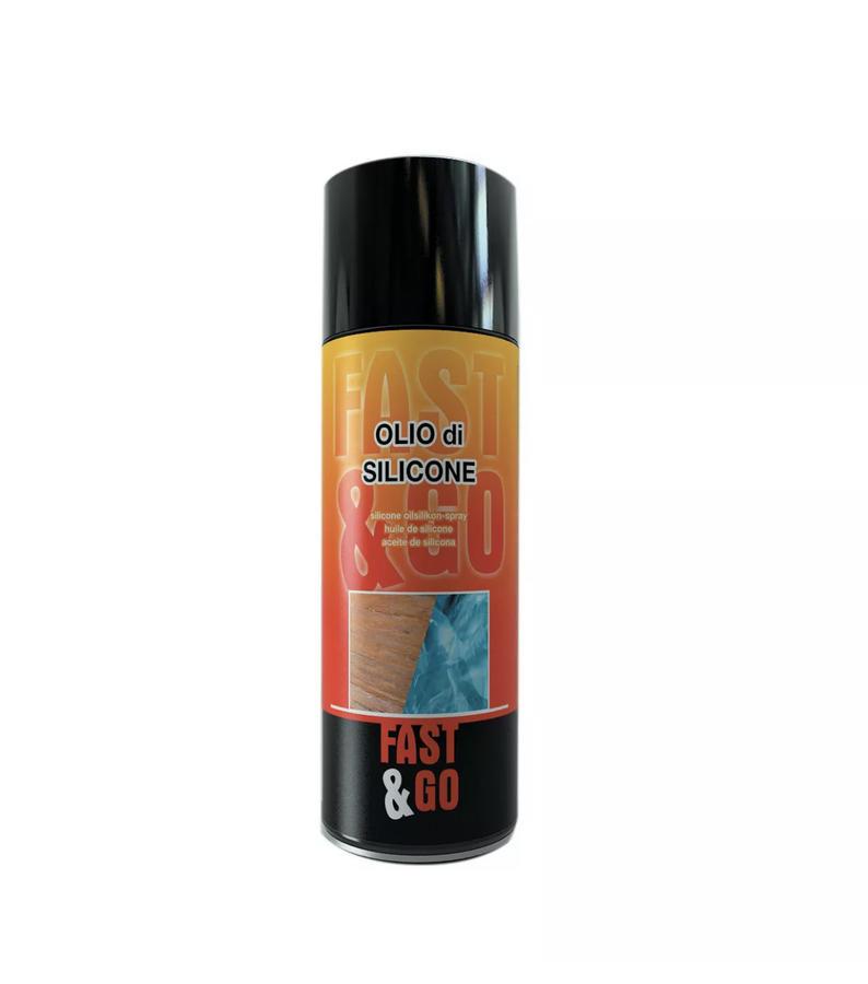 Olio di silicone Fast&Go ml 400