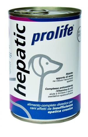 Cane - Veterinary Hepatic Prolife 400 gr