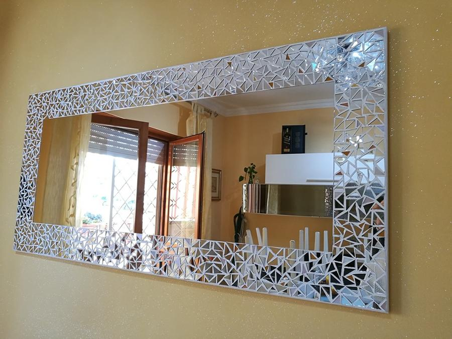 Specchio Best, ideale da ingresso e per il living
