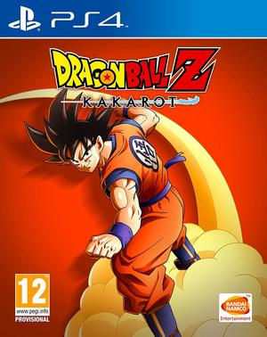 Dragon Ball Z Kakarot PS4 - PlayStation 4