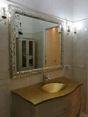 Specchio D'arte Susanna