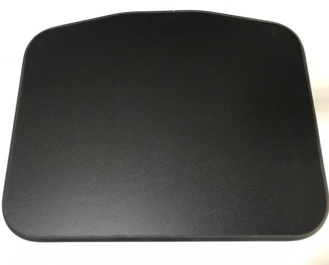 Mensola Base girevole Multifunzione colore nero portata 80 kg