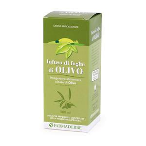 Farmaderbe - Infuso di foglie di olivo