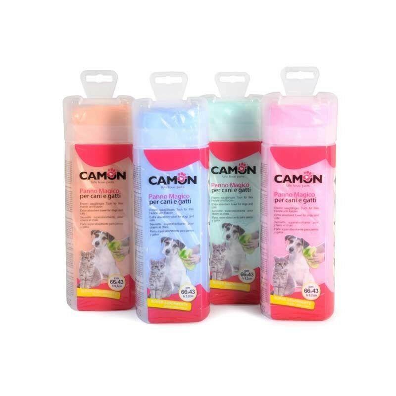 Camon B210/A Panno Magico Assorbente Asciugamano Per Cani e Gatti