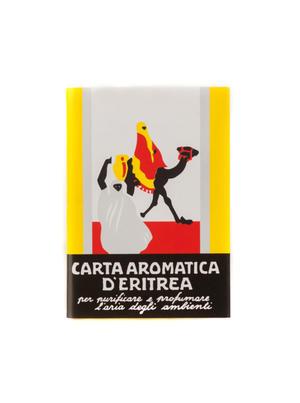 Carta Aromatica d'Eritrea - Listelli