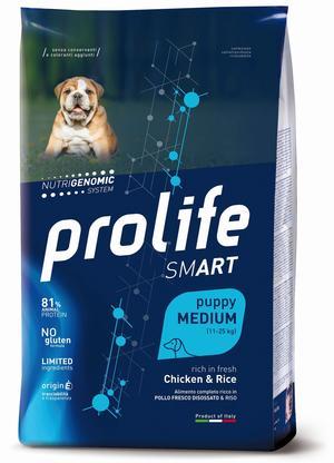 Cane - Smart Puppy Medium Pollo & Riso Prolife