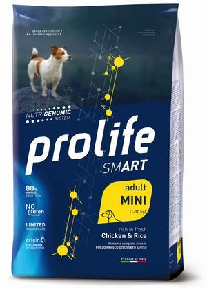 Cane - Smart Mini Pollo & Riso Prolife