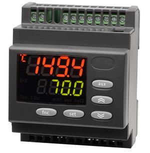 Eliwell Thermostat DR4020 PTC 100-240Vac DIN Rail
