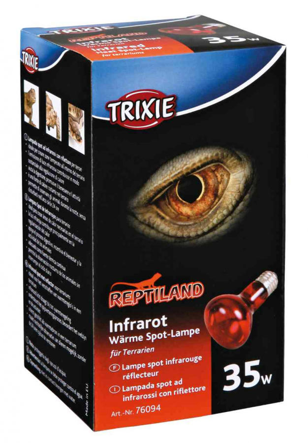 Trixie Lampada RIscaldante Spot-Infrarossi 35W