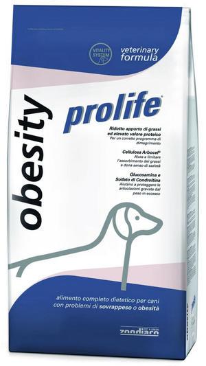 Cane - Veterinary Obesity Prolife 2 Kg