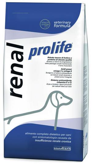 Cane - Veterinary Renal Prolife 2 Kg