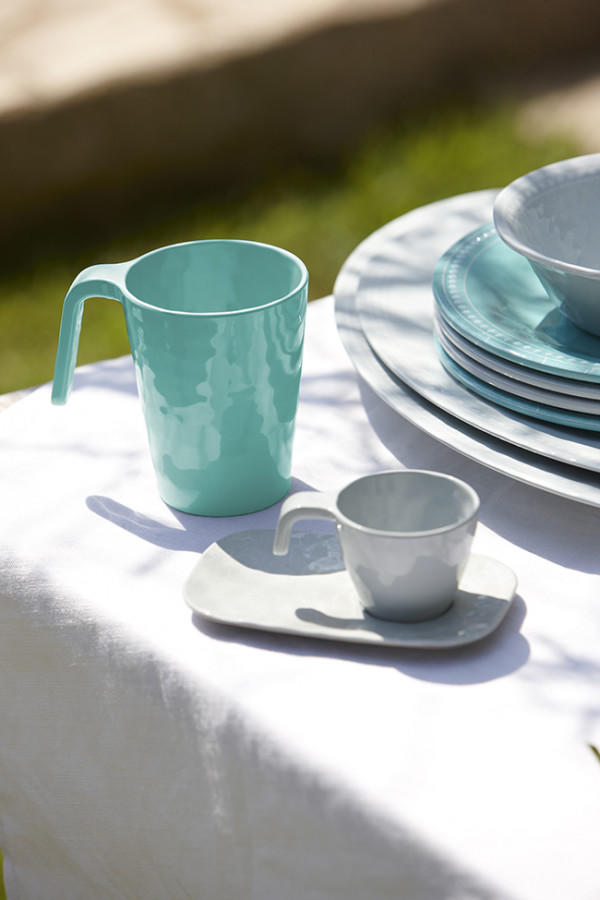 Set Mug Infrangibile Harmony col. Acqua Marina di Marine Business - Offerta di Mondo Nautica 24