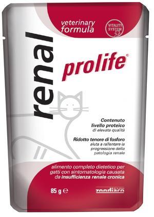 Gatto - Veterinary Renal Prolife 85 gr