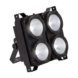 SOUNDSATION LIGHTBLASTER 104 COB - Abbagliatore LED 4x100W COB Warm White + Cold White