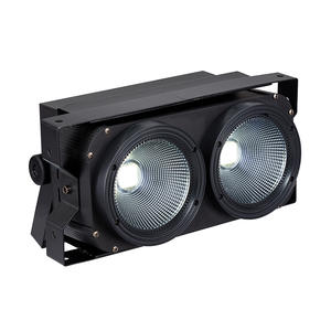 SOUNDSATION LIGHTBLASTER 102 COB Abbagliatore LED 2x100W COB Warm White + Cold White