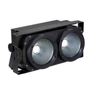 SOUNDSATION LIGHTBLASTER 102 COB Abbagliatore LED 2x100W COB Warm White + Cold White