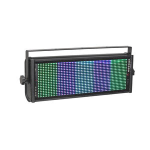 SOUNDSATION LIGHTBLASTER 1200 CMZ - Faro Strobo e Wash RGBW da 1200W a LED IP65 con 5 Zone