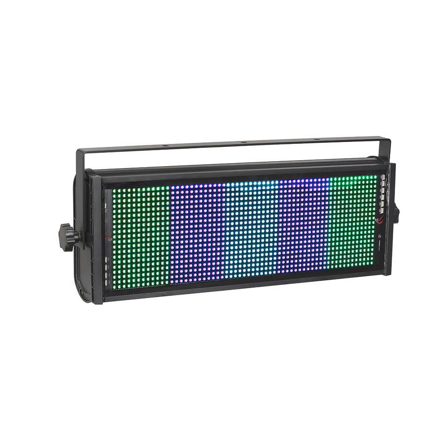 SOUNDSATION LIGHTBLASTER 1200 CMZ - Faro Strobo e Wash RGBW da 1200W a LED IP65 con 5 Zone