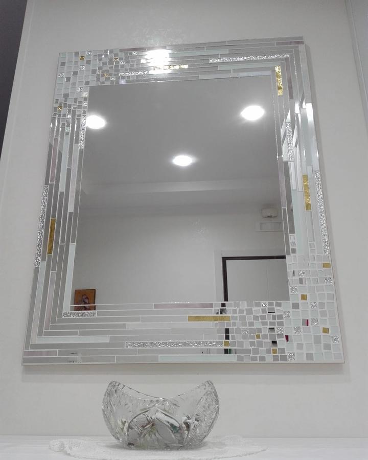 Specchio Vero Amore da ingresso