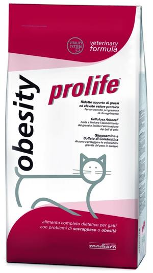 Gatto - Veterinary Obesity Prolife 500 gr