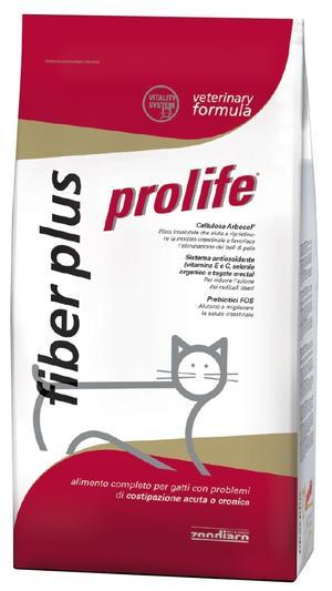 Gatto - Veterinary Fiber Plus Prolife