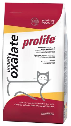Gatto - Veterinary Oxalate Prolife