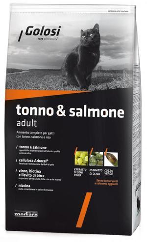 Crocchette Gatto - Tonno & Salmone Golosi