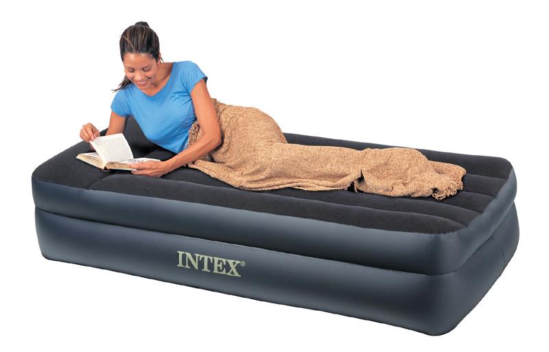 Materassino letto gonfiabile singolo cm cm con