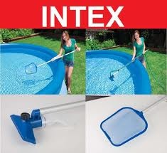 Kit pulizia intex 29056 set manutenzione