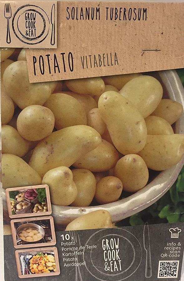Bulbi di Patate Vita Bella confezione da 10 pz