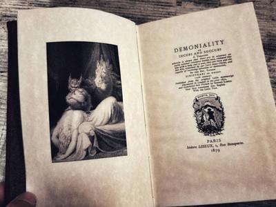 Demoniality, Incubi and Succubi – Sinistrari, Paris, 1879