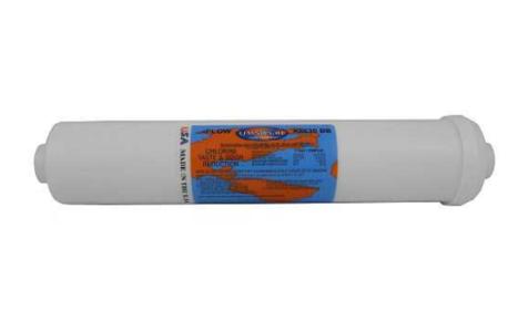 """Filtro K5630 BB in line 12"""" GAC +Argento"""