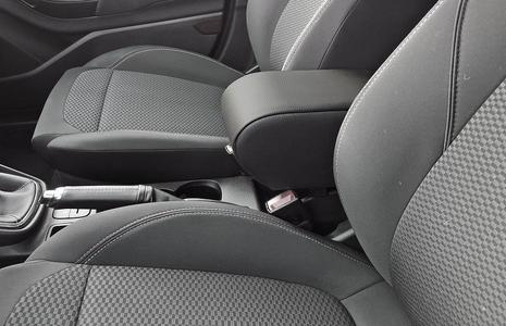 Mittelarmlehne Elegant für Ford Fiesta MK7 (2018>)