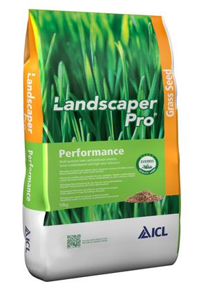 Seme Prato Landscaper Performance Disponibile nei Formati 1-5-10 Kg