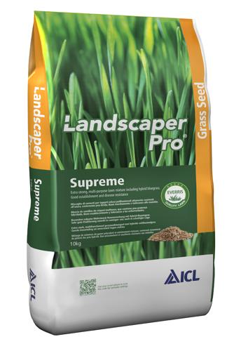 Seme Prato Landscaper Supreme Disponibile nei Formati 1-5-10-20 Kg