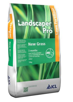 Concime Landscaper Semina CRF 16.25.12 Disponibile nei Formati 5-15 Kg
