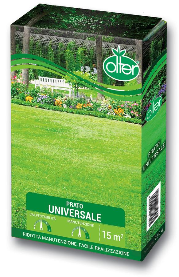 Prato Universale Olter Disponibile nei Formati da 250 - 1000 GR