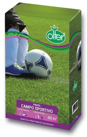 Prato Campo Sportivo Olter Disponibile nei Formati da 1000 - 5000 GR