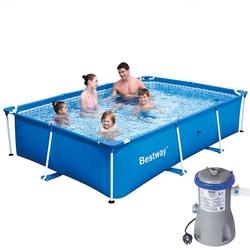 Distributore dosatore cloro galleggiante piscina bestway - Misure piscina bestway ...