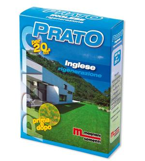 Miscuglio Prato Inglese Rigenerazione Disponibile nei Formati da 500 GR - 1 KG