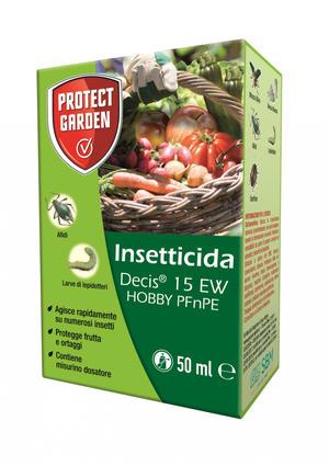 Insetticida Decis Hobby 15 EW PFnPE Disponibile nei Formati da 50 - 10 - 250 ml